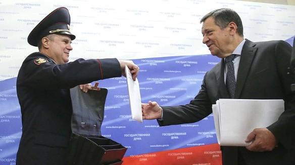 Андрей Макаров. Фото: duma.gov.ru/