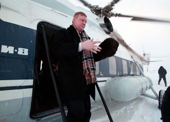 Анатолий Чубайс. Фото: GLOBAL LOOK press/Viktor Chernov