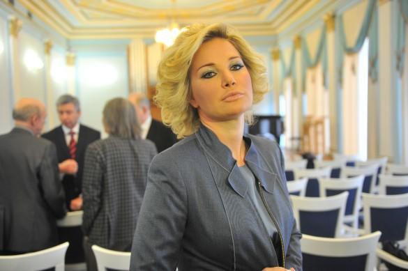 Мария Максакова. Фото: GLOBAL LOOK press/Komsomolskaya Pravda