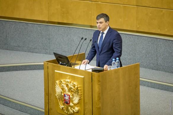 Дмитрий Морозов. Фото: er-duma.ru