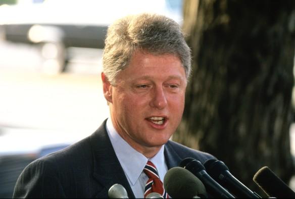 Билл Клинтон. Фото: GLOBAL LOOK press/Howard L. Sachs