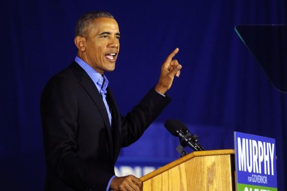 Барак Обама. Фото: GLOBAL LOOK press/Dennis Van Tine