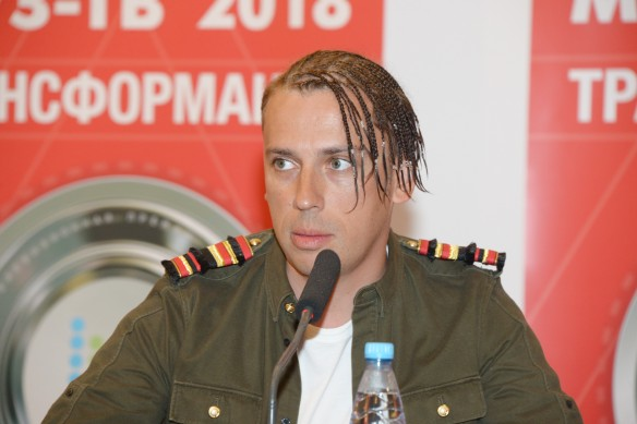 Максим Галкин. Фото: GLOBAL LOOK press/Anatoly Lomokhov