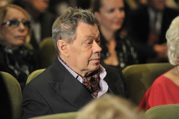 Последние новости шоу-бизнеса. Николай Караченцов. Фото: GLOBAL LOOK press/Pravda Komsomolskaya