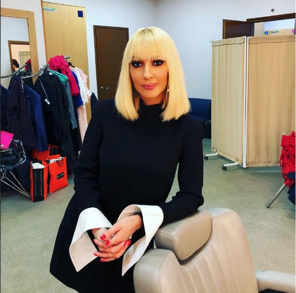 Лера Кудрявцева. Фото: instagram.com/leratv