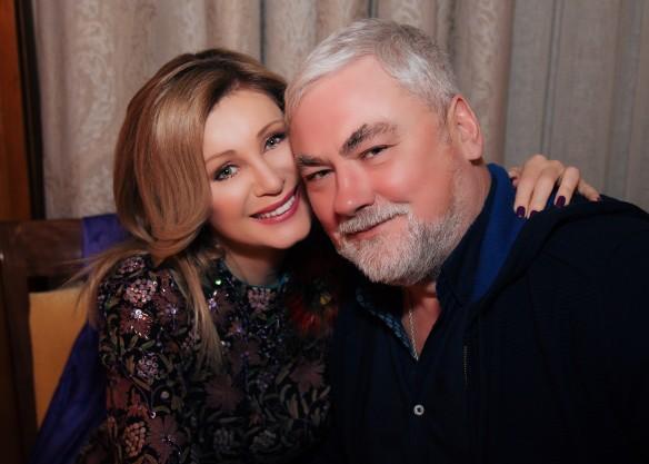 Виктория Цыганова с мужем Вадимом. Фото: Пресс-служба
