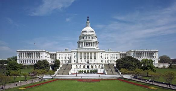 Капитолий – здание заседаний Конгресса США. Фото: wikipedia.org