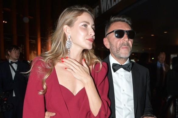 Сергей Шнуров с женой. Фото: GLOBAL LOOK press/Komsomolskaya Pravda