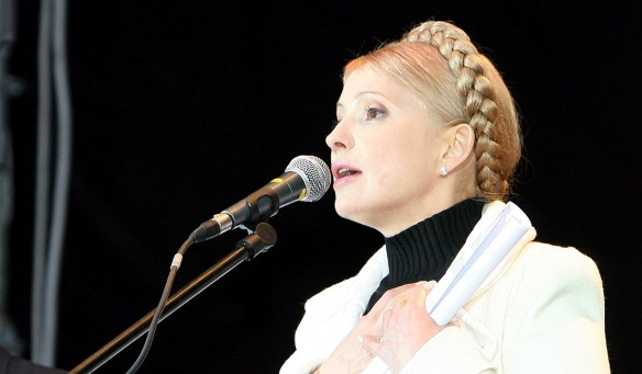 Юлия Тимошенко. Фото: GLOBAL LOOK press/Alexander Kosarev/