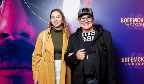 Последние новости шоу-бизнеса. Дмитрий Дибров с женой Полиной. Фото: Пресс-служба