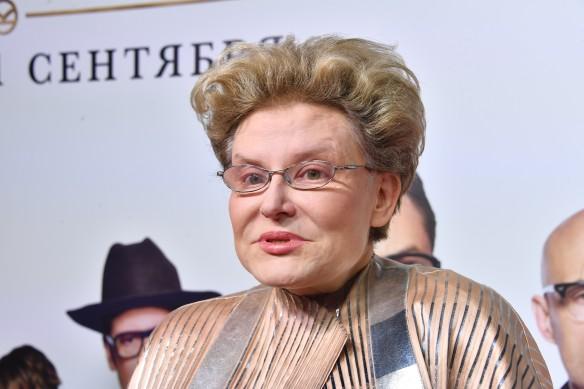 Елена Малышева. Фото: www.globallookpress.com
