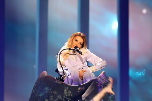 Юлия Самойлова. Фото: www.globallookpress.com