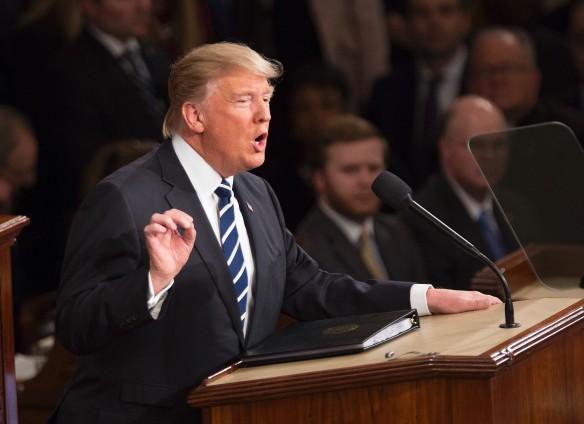 Дональд Трамп. Фото: www.globallookpress.com