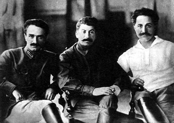 Анастас Микоян (слева). Фото: wikipedia.org