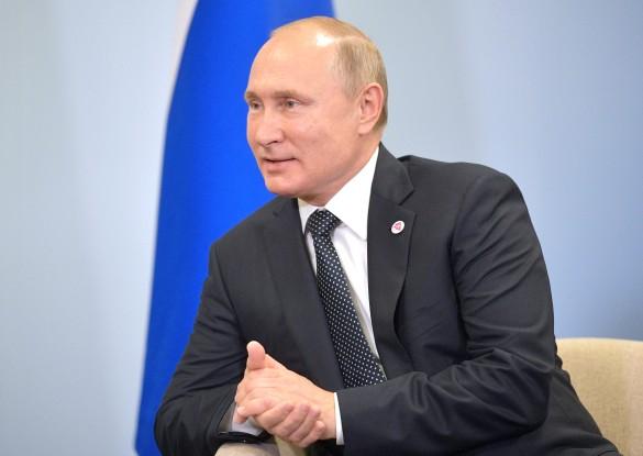Владимир Путин. Фото: Алексей Дружинин/ТАСС