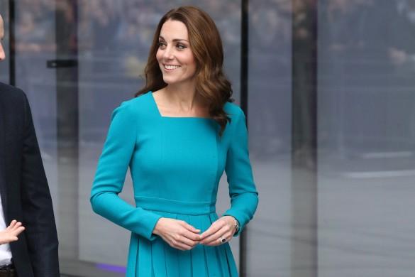 Кейт Миддлтон. Фото: www.globallookpress.com
