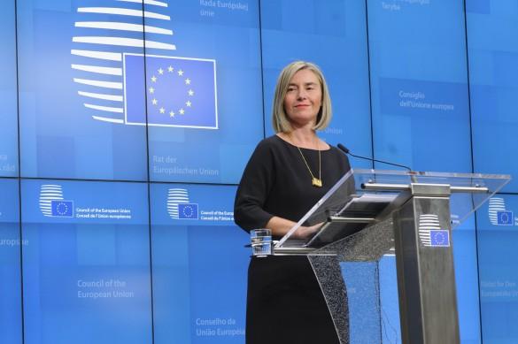 Федерика Могерини. Фото: www.globallookpress.com