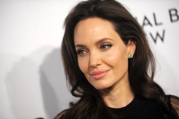 Анджелина Джоли. Фото: www.globallookpress.com