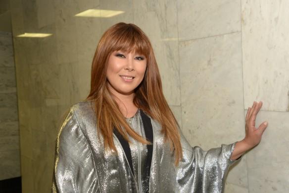 Анита Цой. Фото: www.globallookpress.com