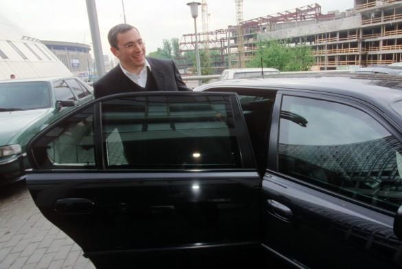 Михаил Ходорковский. Фото: www.globallookpress.com