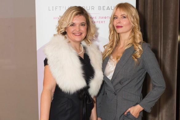 Мария Перова и Анна Чурина. Фото: Пресс-служба