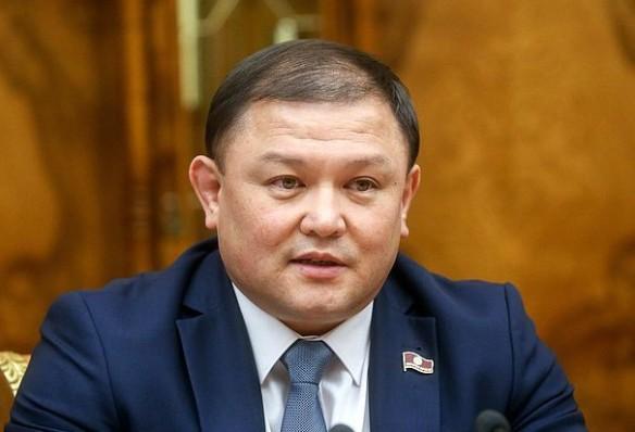 Дастанбек Джумабеков. Фото:duma.gov.ru