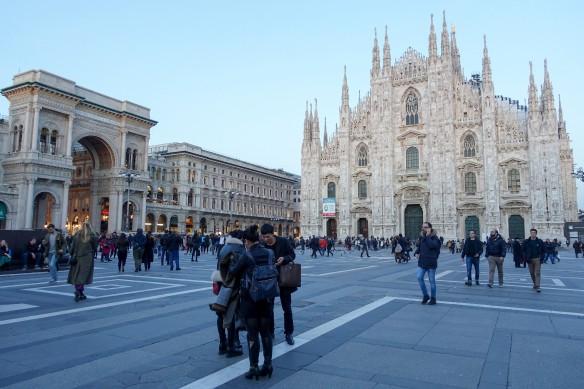 Милан. Фото: www.globallookpress.com