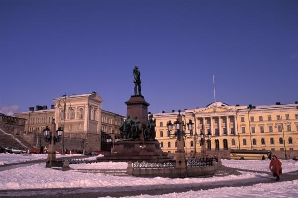 Хельсинки. Фото: www.globallookpress.com