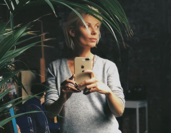 Екатерина Тулупова. Фото: instagram.com/tulupova