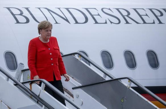Ангела Меркель. Фото: www.globallookpress.com