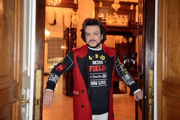 Последние новости шоу-бизнеса. Филипп Киркоров. Фото: www.globallookpress.com