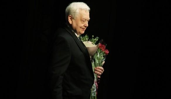 Последние новости шоу-бизнеса. Олег Табаков. Фото: www.globallookpress.com