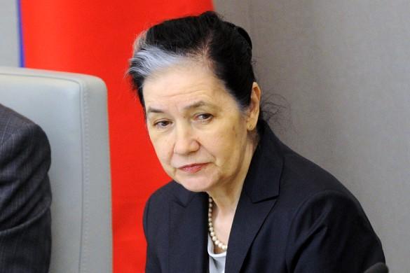 Галина Хованская. Фото: www.globallookpress.com