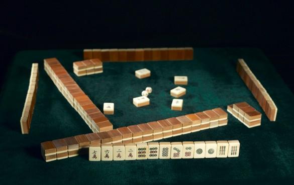 Согласно одной из легенд игру Маджонг мог придумать китайский философ Конфуций. Фото: www.globallookpress.com