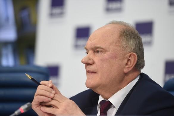 Геннадий Зюганов. Фото: www.globallookpress.com