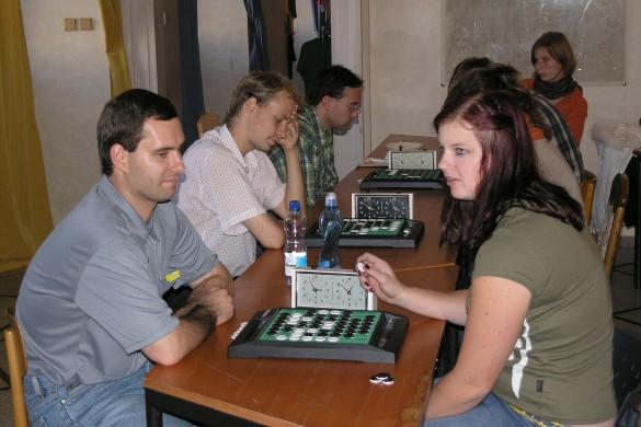 """В """"Реверси"""" побеждает тот игрок, чьих фишек осталось на поле больше. Фото: wikipedia.org"""