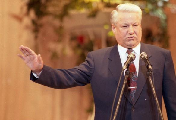 Борис Ельцин. Фото: www.globallookpress.com