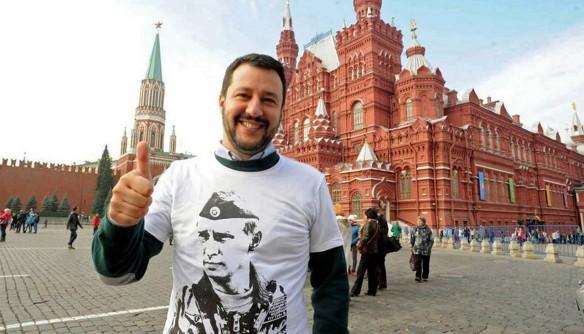 Маттео Сальвини. Фото: www.globallookpress.com