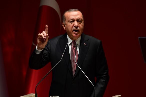 Реджеп Тайип Эрдоган. Фото: www.globallookpress.com