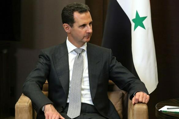Башар Асад. Фото: www.globallookpress.com