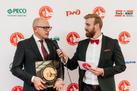 Генеральный директор Группы компаний «Молвест» Анатолий Лосев. Фото: пресс-служба