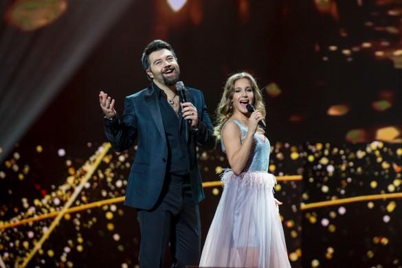 Алексей Чумаков, Юлия Ковальчук. Фото: пресс-служба