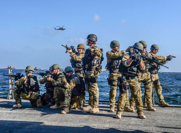 Фото: flickr.com/U.S. Naval Forces Central Command/U.S. Fifth Fleet