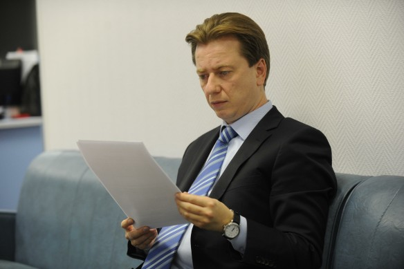 Владимир Бурматов. Фото: www.globallookpress.com