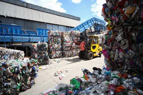 В новом году 2019 стартует мусорная реформа. Фото: Агентство городских новостей «Москва»/Ведяшкин Сергей