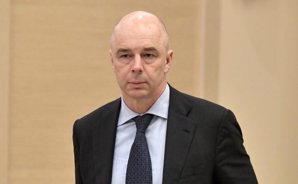 Антон Силуанов. Фото: www.globallookpress.com