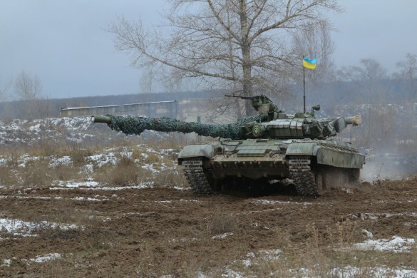 Фото: facebook.com/theministryofdefence.ua