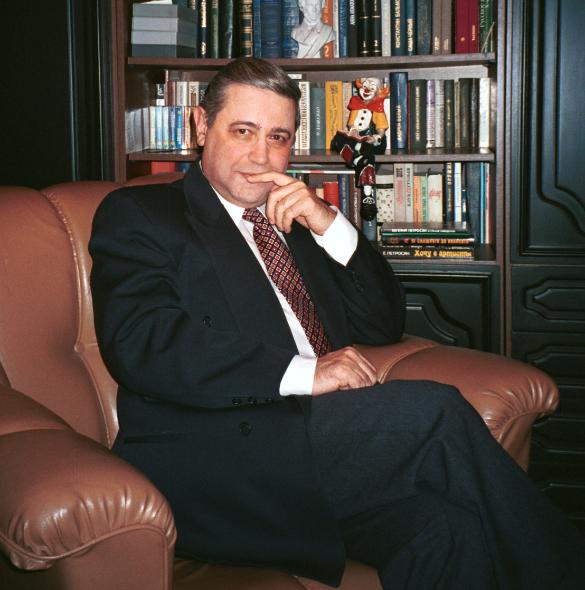 Евгений Петросян. Фото: www.globallookpress.com