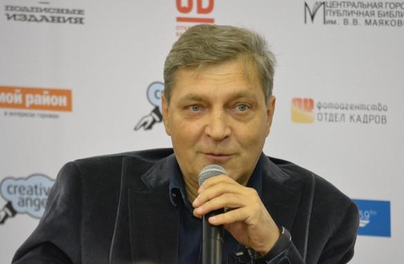 Александр Невзоров. Фото: commons.wikimedia.org/Okras