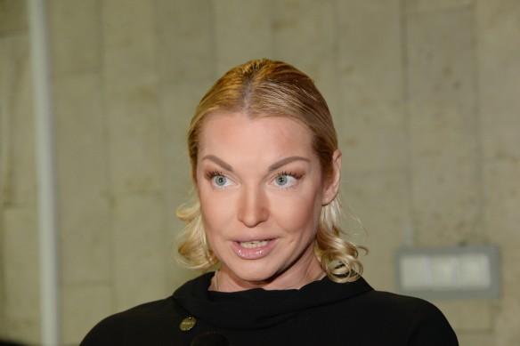 Анастасия Волочкова. Фото: www.globallookpress.com